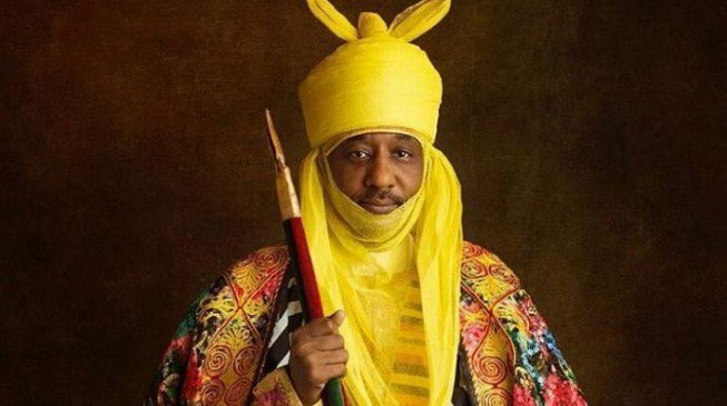 Governor Ganduje To Remove Sanusi As Emir Of Kano