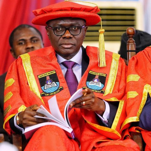 Sanwo-Olu: I Will Employ Graduates As BRT Drivers, Pay N100,000