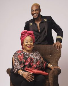 Singer LAX Celebrates His Mom's Birthday In Grand Style