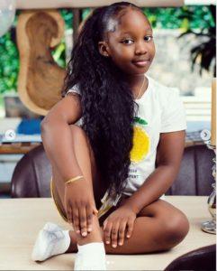 Happy 7th Birthday To Timaya's Daughter