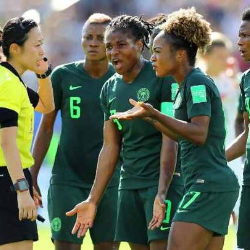 Super Falcons Protest Unpaid Bonuses, Refuse To Leave Hotel In France