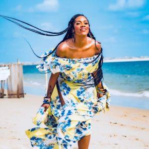 I'm Happy, I No Get Wahala – Tiwa Savage As She Stuns In New Photos