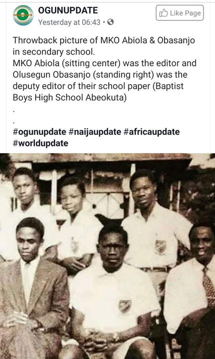 mko abiola and obasanjo