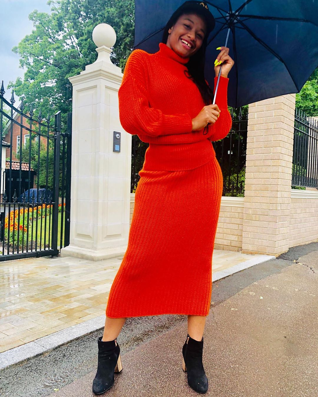Kanu Nwankwo's Wife, Amara Kanu Glows In New Photos, Shares Tips For Coping With Depression
