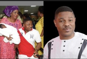 Yinka Ayefele And Wife Welcome Triplets In US