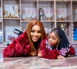 Janell Is 2! Bukola Adeeyo Celebrates Her Adorable Daughter On Her 2nd Birthday