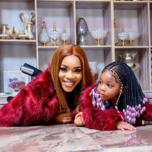 Janell Is 2! Bukola Adeeyo Celebrates Her Adorable Daughter On Her 2nd Birthday