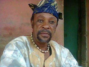 Veteran Actor Dagunro Is Dead, Videos From His 8 Days Fidau In Osun