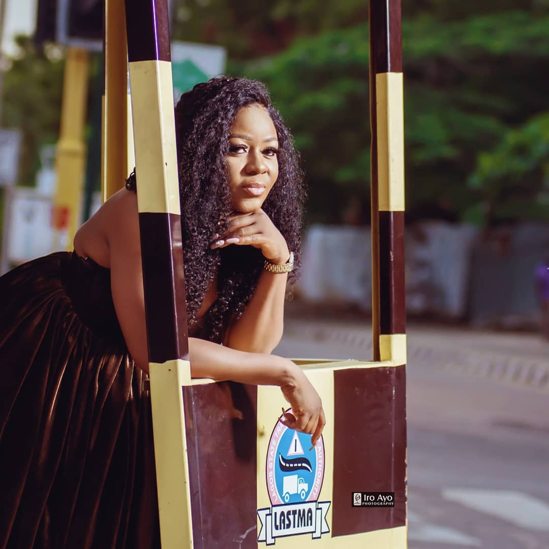 Nollywood Actress, Liz DaSilva Is Grateful As She Turns A Year Older