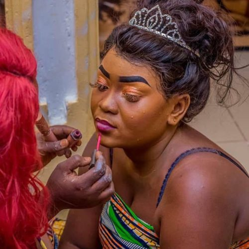 Disaster! Lady Reveals How A Makeup Artist Ruined Her Sister's Wedding With Awful Makeup