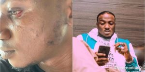 Peruzzi Has This To Say About Slapping Pamilerin