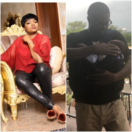 Family Goals! Funke Akindele Shares Adorable Photos With Her Hubby And Twin Sons
