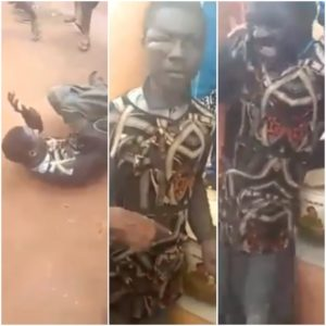 See The Face Of The Man That Killed Young Girl In Calabar And Cooked Pepper Soup With Her Corpse