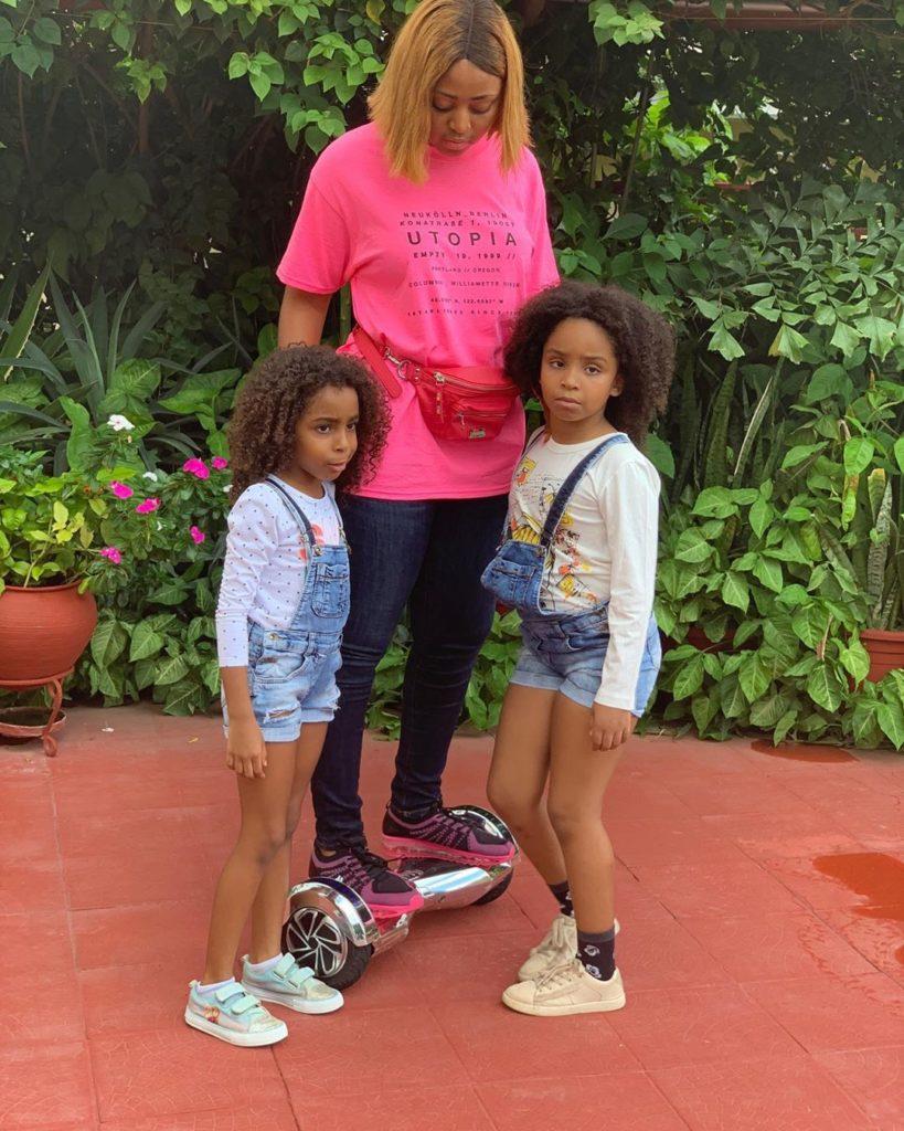 Ned Nwoko's Children