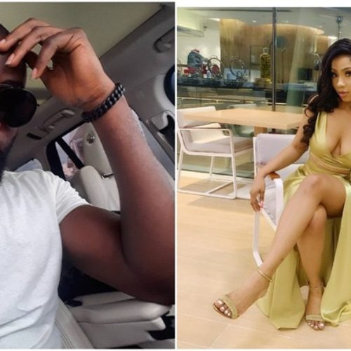#BBNaija2019: Mercy And Gedoni Begin New Romantic Relationship In The House