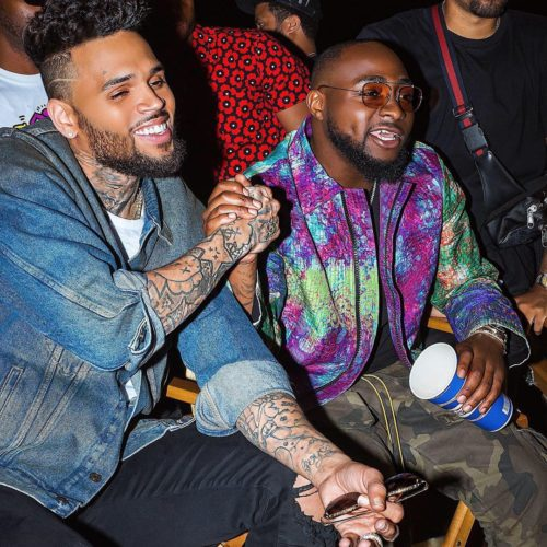 "New Music: Davido Featuring Chris Brown – ""Blow My Mind"""