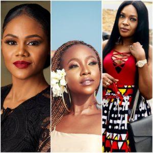 Whose Side Are You On? Ini Dima-Okojie Backs Omoni Oboli's Comment On Busola Dakolo's Rape Case