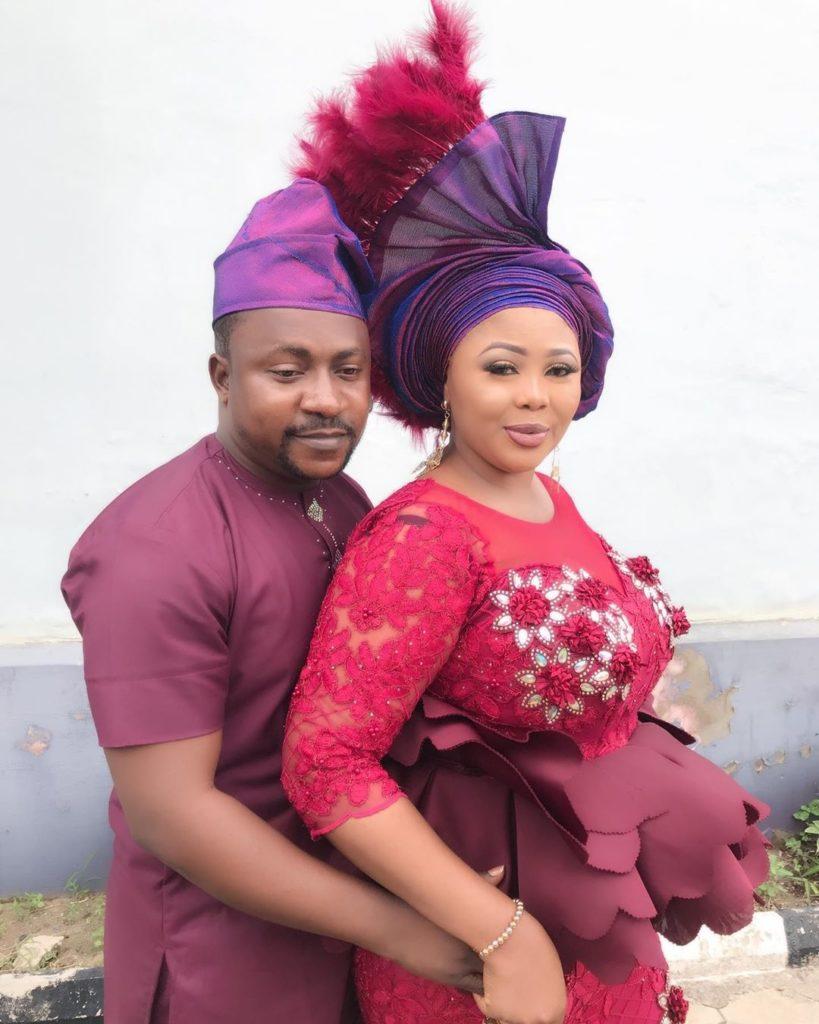 segun ogungbe and second wife