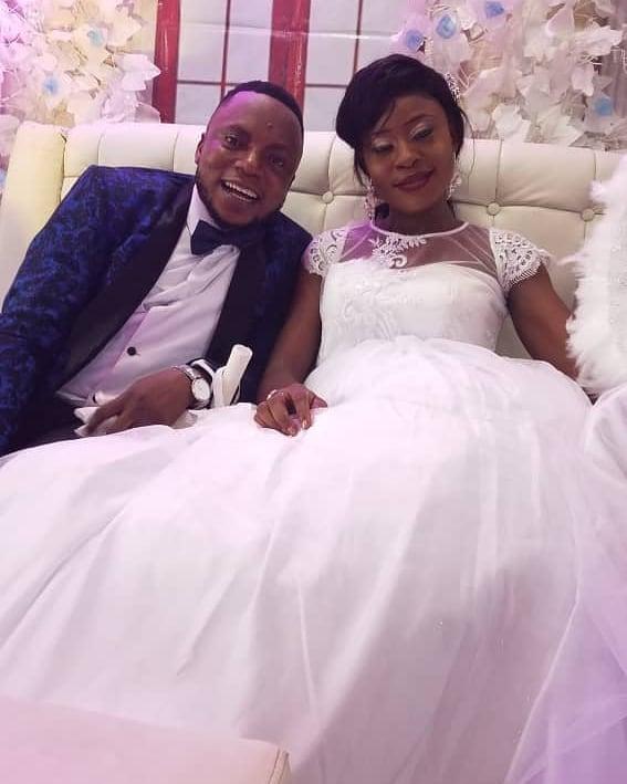segun ogungbe brother and wife