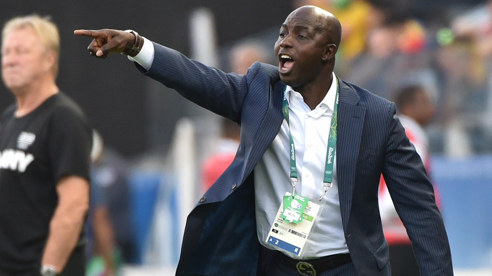 Ex Super Eagles Coach, Samson Siasia's Mother Kidnapped In Bayelsa