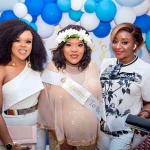 Issa Boy! Beautiful Photos From Toyin Abraham's Baby Shower