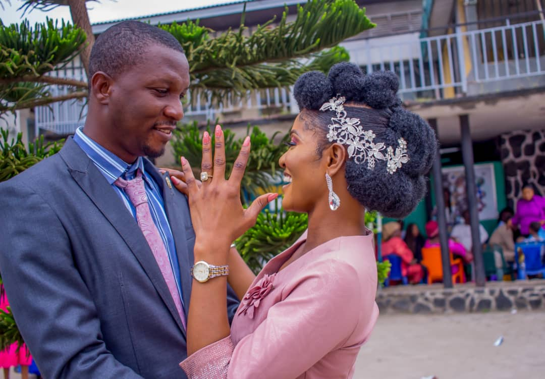 #Ola's2019: Olalekan Went From Being Adeola's Friend To Becoming The Love Of Her Life