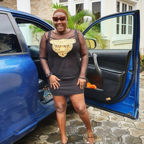 After 12 Years Of Divorce, Adediwura Blarkgold Announces Her Engagement