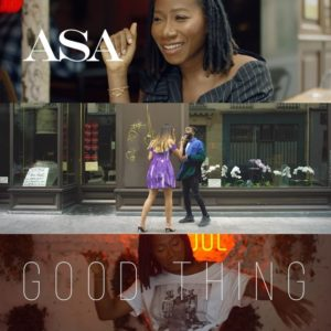 """Asa Releases Music Video For Her New Single """"Good Thing"""""""