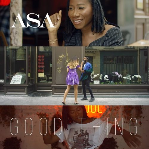 "Asa Releases Music Video For Her New Single ""Good Thing"""