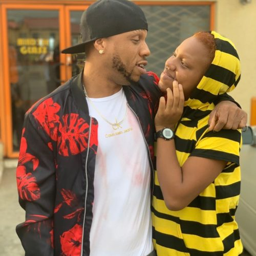 Charles Okocha Shows Off His Adorable Grown Up Daughter In New Beautiful Photos