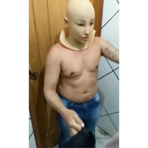 Trending Video Of Brazilian Gang Leader Who Dressed Up As His Daughter In Failed Prison Escape