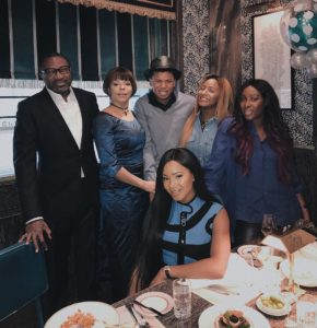 Here's How Femi Otedola Celebrated His Wife's 49th Birthday