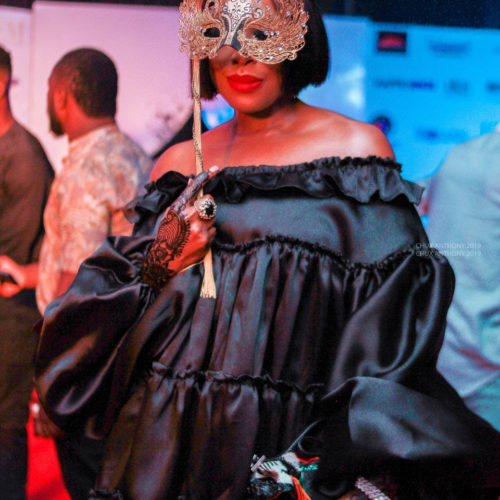 "The Insider: Mo Abudu, Adesua Etomi, And Other Beauties At The Movie Premiere Of ""The Set Up"""