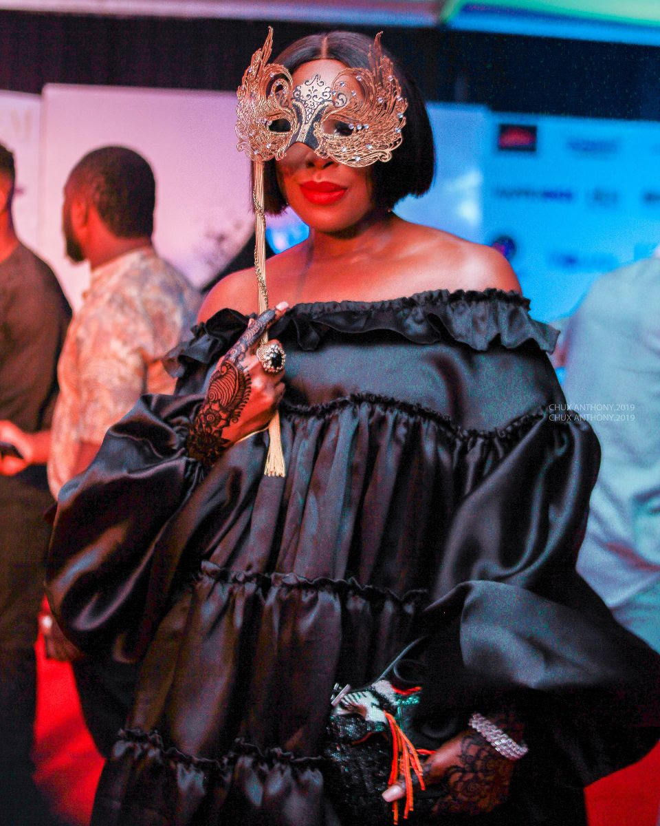 """The Insider: Mo Abudu, Adesua Etomi, And Other Beauties At The Movie Premiere Of """"The Set Up"""""""