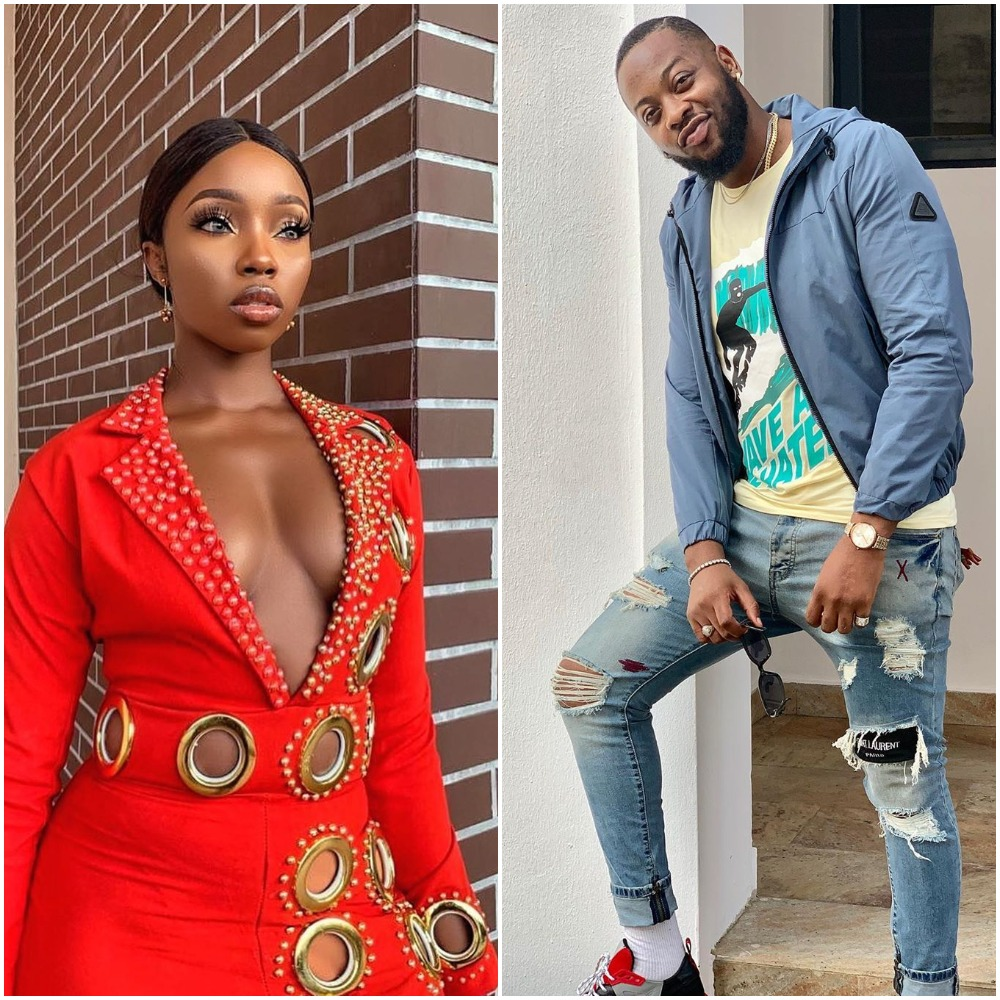 Wedding Bells! BB Naija Bambam And Teddy A Are Engaged!!!