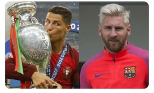 Why I'm Better Than Messi – Cristiano Ronaldo Reveals
