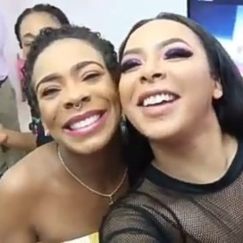 I Never Knew My Friends And Sister Were So Competitive – Tboss As She Shares Her Baby Shower Video