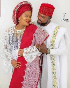 Married Already? New Photos Of Toyin Abraham And Kolawole Ajeyemi Speak Volume