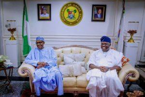 Ambode Congratulates Buhari On Victory At Election Petition Tribunal