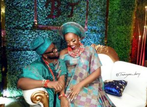 The Insider: Beautiful Photos From Bambam And Teddy A's Wedding
