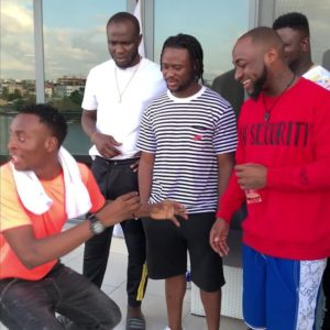 Davido To Appear In Hollywood Movie, 'Coming To America 2'