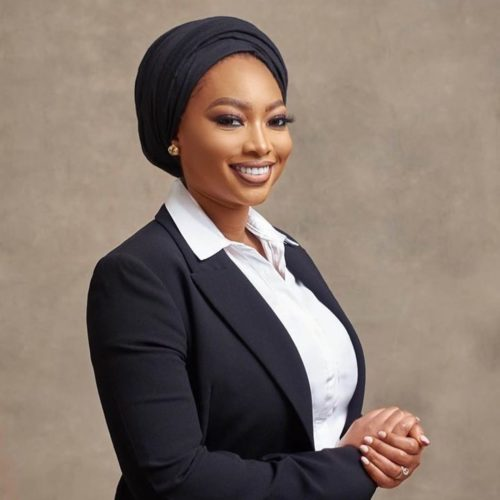Fatima Ganduje Ajimobi Appointed As Special Assistant To Speaker Of National House of Representatives
