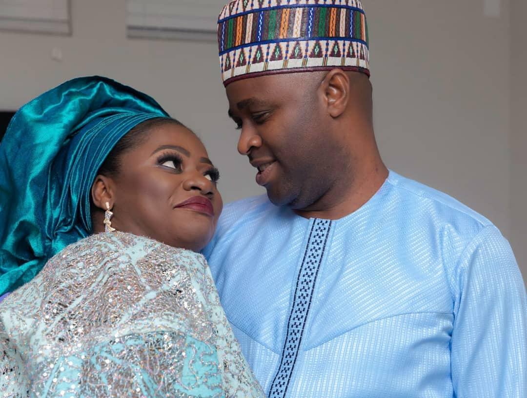 Please Be Mine Till Eternity – Femi Adebayo Tells His Wife, Aduke As He Celebrates Her On Her Birthday