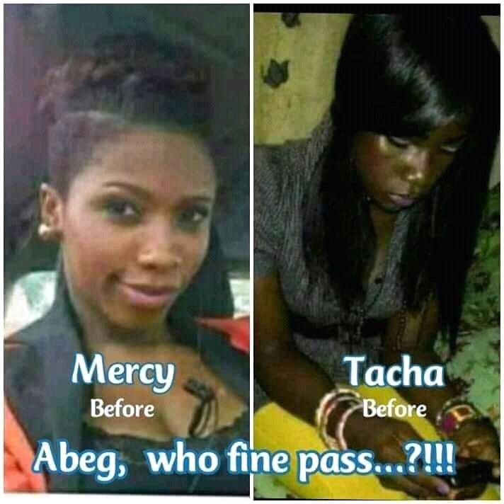 mercy and tacha