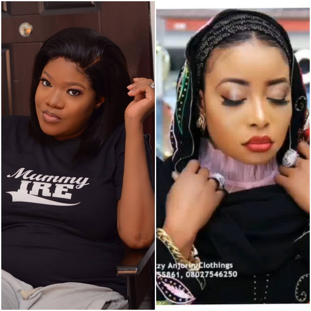 Instagram Battle! Toyin Abraham Sues Lizzy Anjorin Over Defamatory Posts