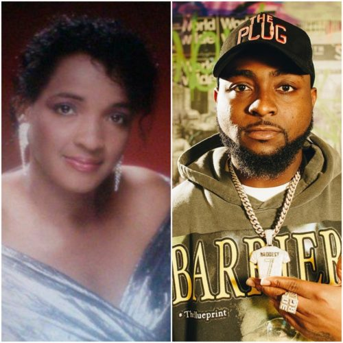 """I Know It's You That's Protecting Me"" – Davido Remembers His Late Mom, Veronica Imade Adeleke"