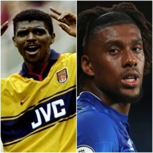 """I Would Say They Made A Big Mistake"" – Kanu Nwankwo Blasts Arsenal For Selling Alex Iwobi"