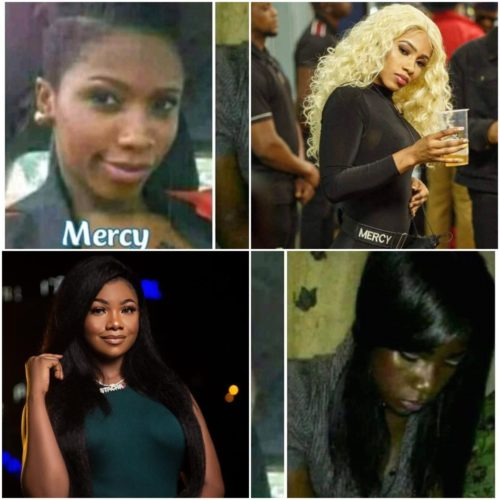 Throwback Photo Of BB Naija Mercy And Tacha Goes Viral On The Internet