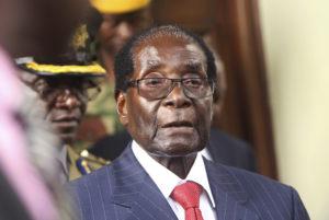 Ex President Of Zimbabwe, Robert Mugabe, 95, Is Dead