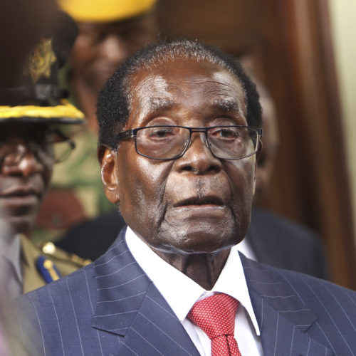 Ex President Of Zimbabwe, Robert Mugabe, 95, Is Dead